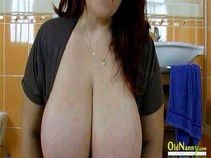 Gefickt Alt Dame Gets Groß Titten Brunette