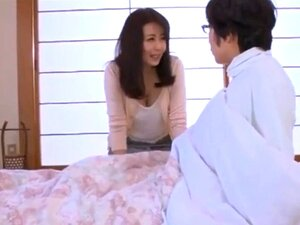 Japanisch Mama Muschi Lecken