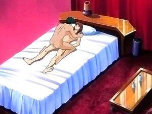 Anime girls nackt im bett