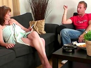 Glücklicher Kerl fickt die vollbusige Mutter seines Freundes Jordanna Foxx