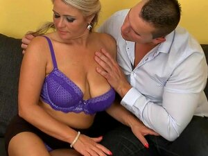 Sohn Squirting Orgasmus Mutter Mother and