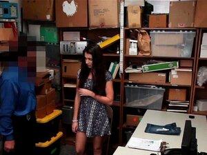 Stealing Erwischt Asiatisch Teen Penn &