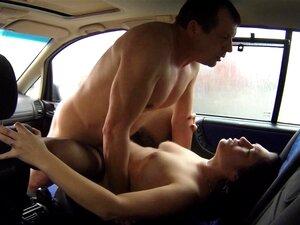 Tschechische Hooker gefickt Auto