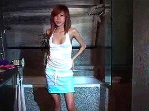 Dusche Koreanisches Teen Girl Tong Tong