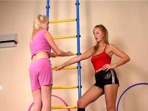 Lesbian Sports Porn - Lesbians Sport Handy Pornos - NurXXX.mobi
