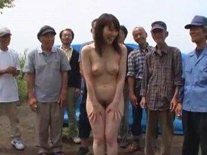 Asiatisch Groß Titten Gangbang