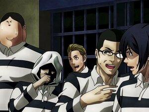 School nackt prison girls Prison School