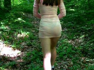 Ficken Wald Teenager den Nympho teen