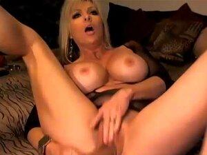 Schneller Dildo-Ritt Orgasmus