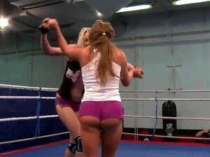 Wrestling Öl Asiatisch Lesbisch Nuru