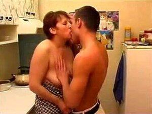 Bbw Mutter Sohn Creampie