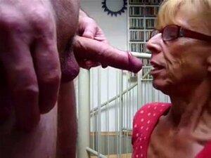 Blasen oma will Hilfe! Meine