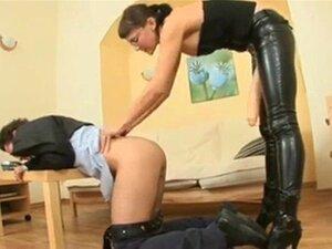 Mädchen strapon sex pics mann Hd mit Wild Teen