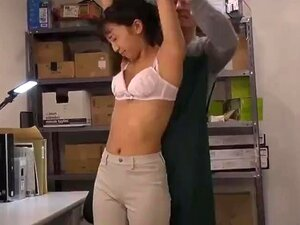 Badet Japanische Sohn Mama Er schob