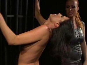 Lesbisch Bondage Muschi Folter