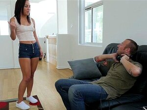 Mädchen Shorts Gets Gefickt