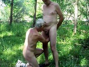 Porno opa schwul Beste Schwul