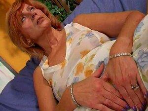 Rothaarige oma nackt