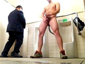 Reiten Dick Öffentliche Toilette