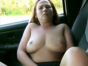 Muschi Essen Orgasmus Auto