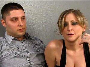 Ehefrau beobachten Ehemann bekommen gefickt