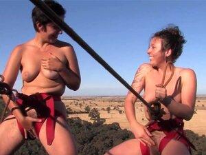 Nackt klettern porn